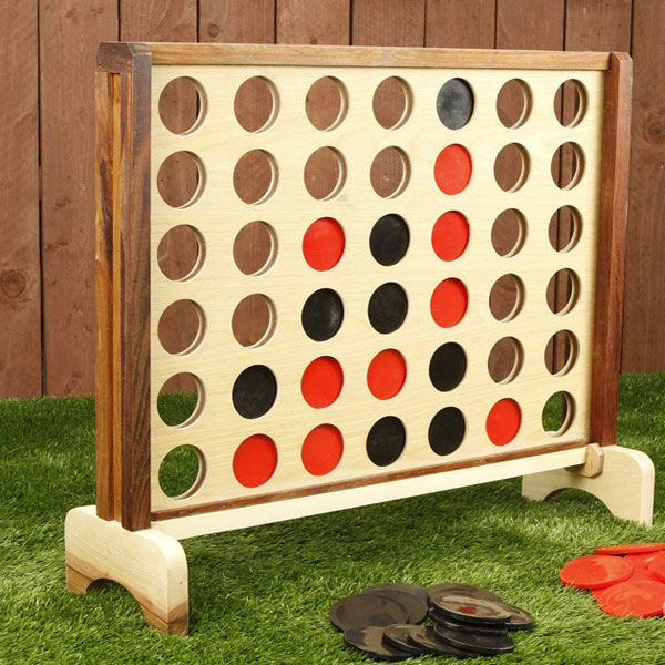 Giant Connect Four Wedding Hire