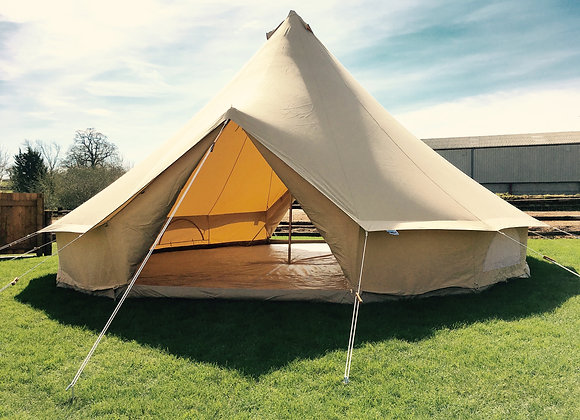 Large Teepee / Bell Tent Hire