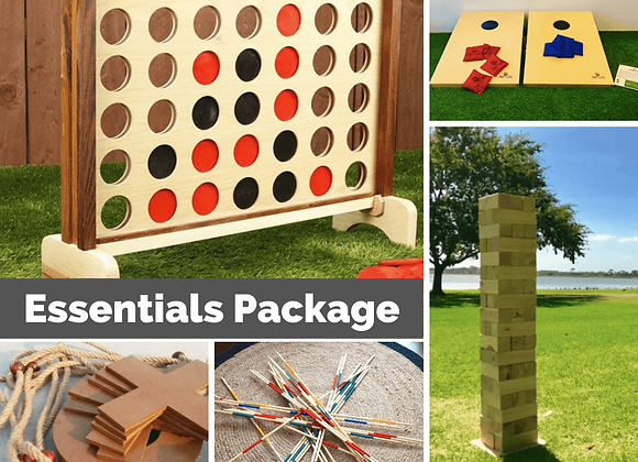 Essentials Party Pack (5 Games)