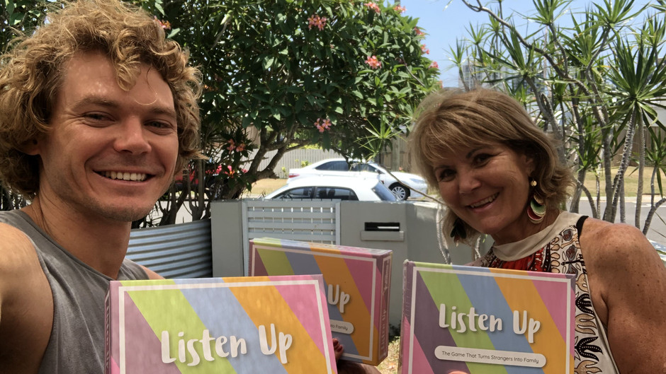 The Heart & Soul of Listen Up: A note from the creator