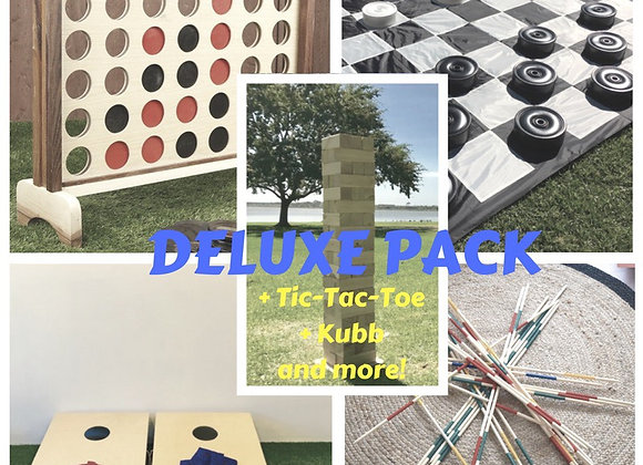 Deluxe Pack + Bond Deposit
