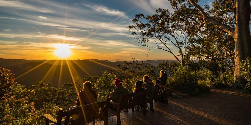 Binna Burra Weekend Hiking Retreat (New Date TBA)