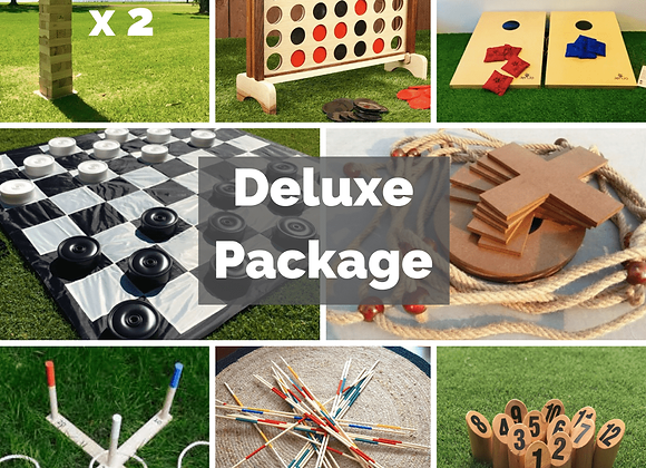 Deluxe Package (8 Games)
