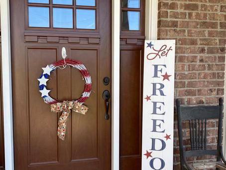 Porch Signs!!!!