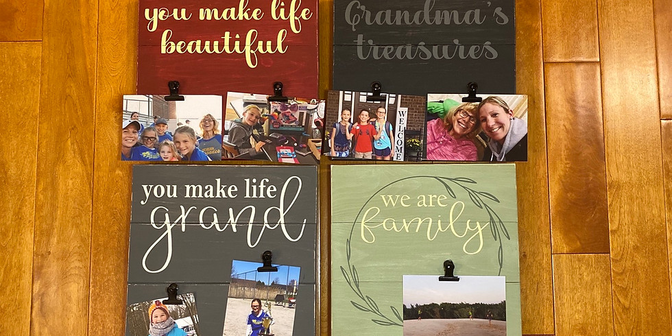 Mother's Day DIY kits
