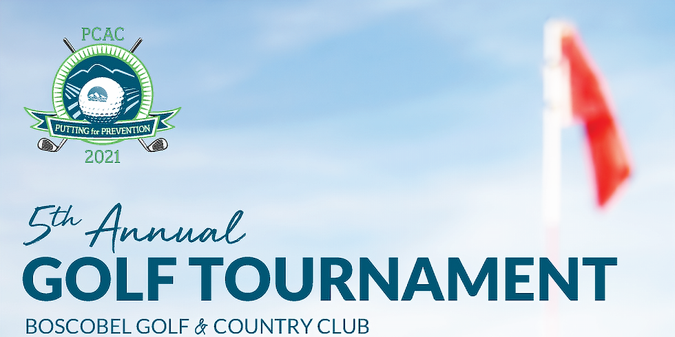 PCAC Putting for Prevention Golf Tournament