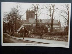 St. Mary's Church Postcard