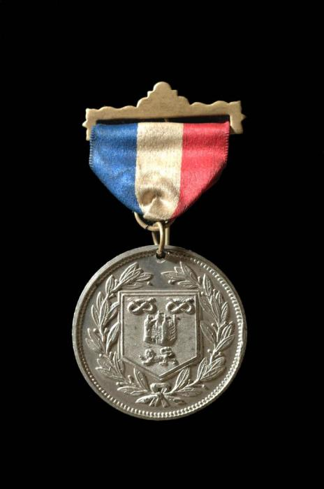 19th Century Commemorative Medal