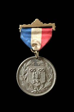 19th Century Commemorative Medal