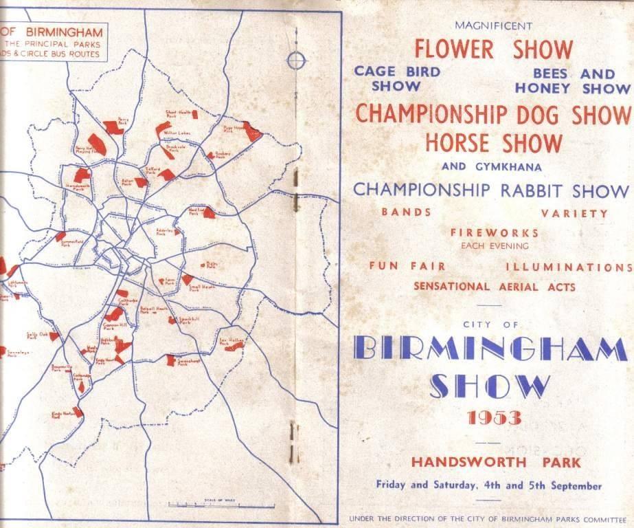 Birmingham Show