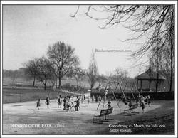 Old Location of Playground