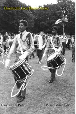 Scouts Drumming