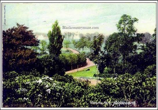 An Established Victoria Park