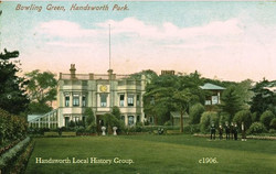 Grove House and Bowling Green