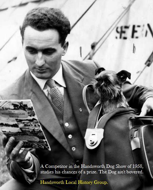 Dog Show, 1958