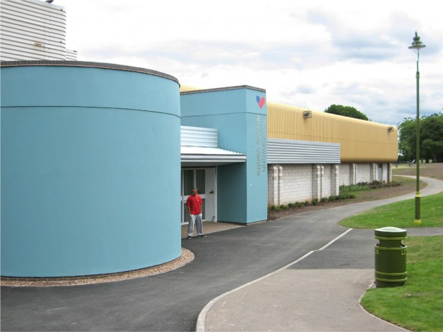 Extended Leisure Centre
