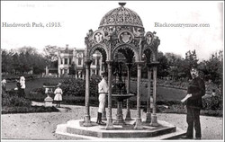 Canopy in 1913
