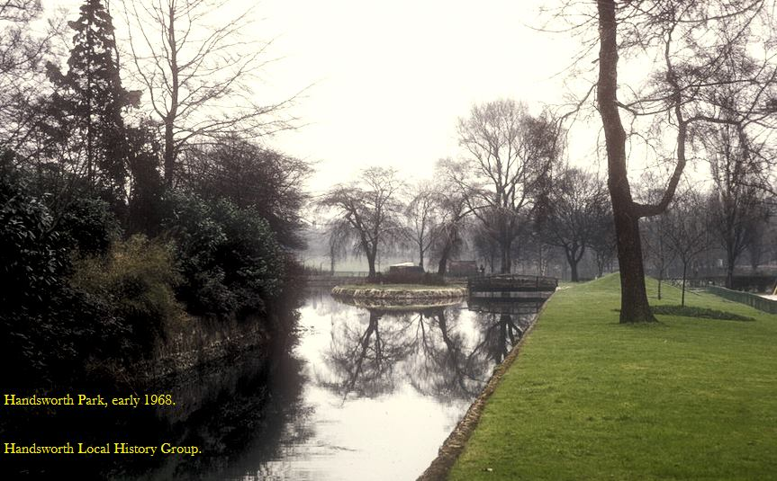 The Ornamental Lake, 1960s