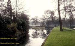 The Ornamental Lake, 1960s