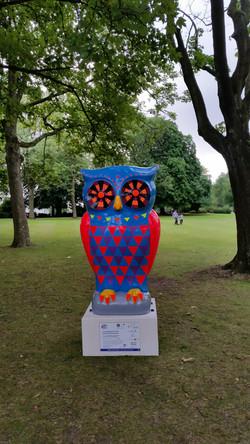The Handsworth Park Owl