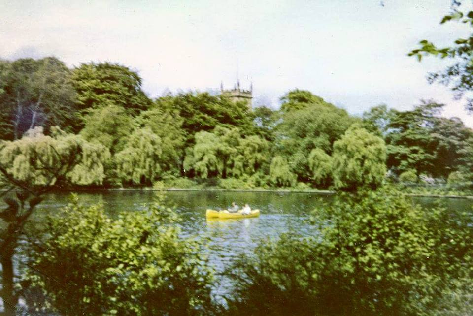 The Lake in 1959
