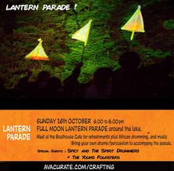 Lantern Parade 2015