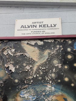 Artwork by Alvin Kelly