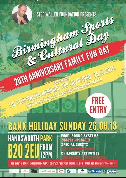 Birmingham Sports and Cultural Day