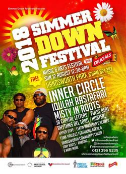 Simmer Down Festival 2018