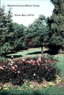 1970s Flower Bed