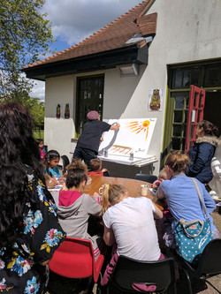 The Big Sleuth workshops
