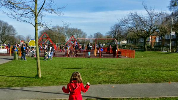 The Small Playground