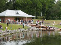 Refurbished Boathouse