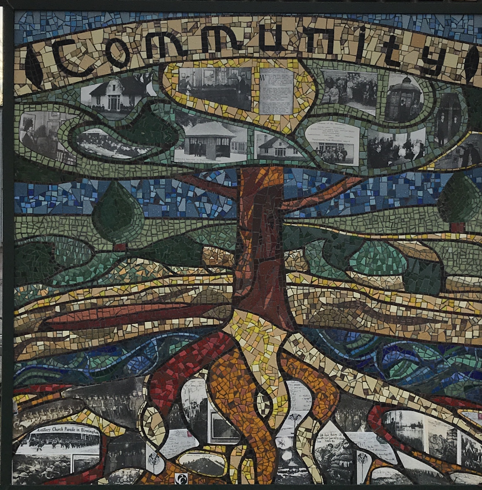 Sons of Rest Mosaic