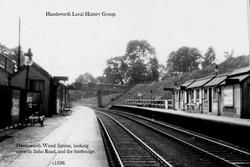Handsworth Wood Station