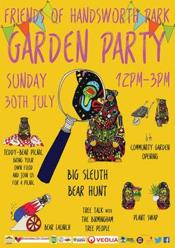 The Community Garden Opening