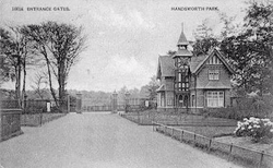 The Park Lodge in 1905