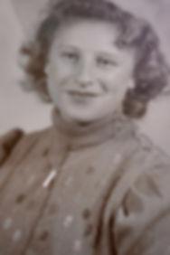Margit Chinkes Pascetti, 1954