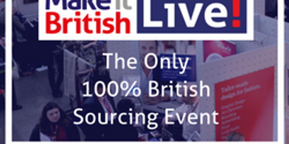 Make it British Live