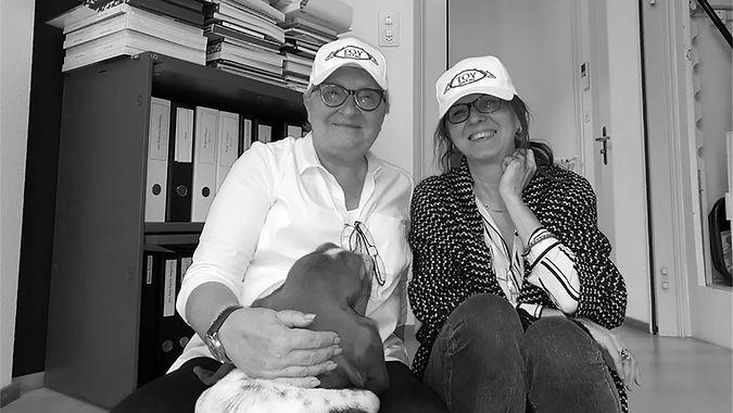 Katharina Suter & Joana Lisiak