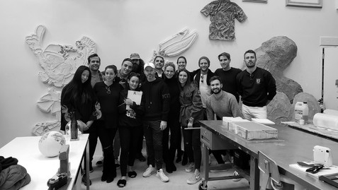 Artists studio visits NYC 2018