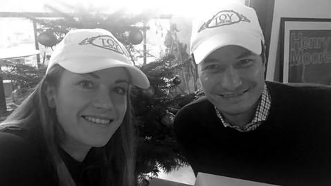 Jennifer Greenland & Luca Pessina