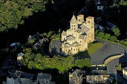 Eglise de Saint Nectaire