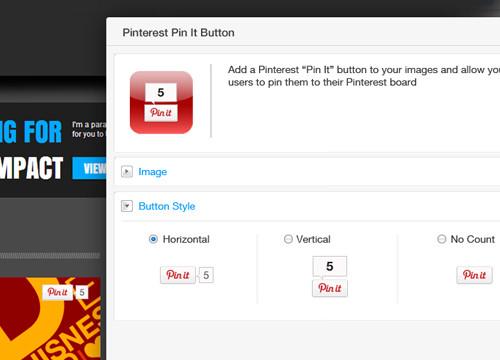 Pinterest Pin It App :))