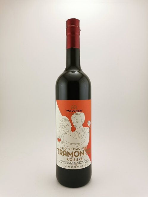 Walcher | Vermouth Tramonto rosso BIO