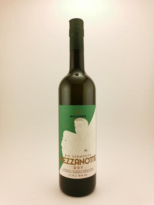 Walcher | Vermouth Mezzanotte dry BIO