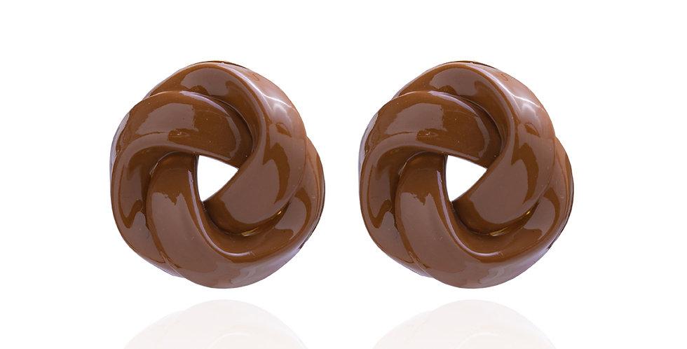 BRINCO NOZINHO CHOCOLATE