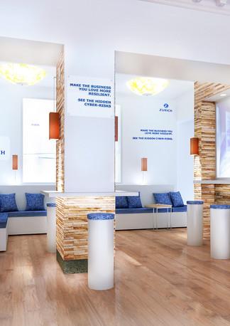 Zurich Insurance Davos Lounge