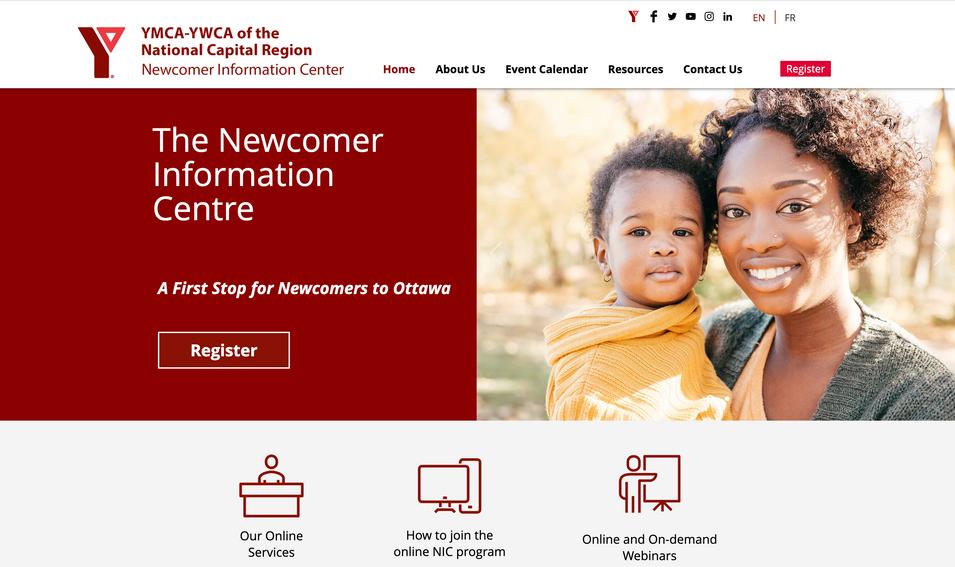 The Newcommer Information Center Ottawa