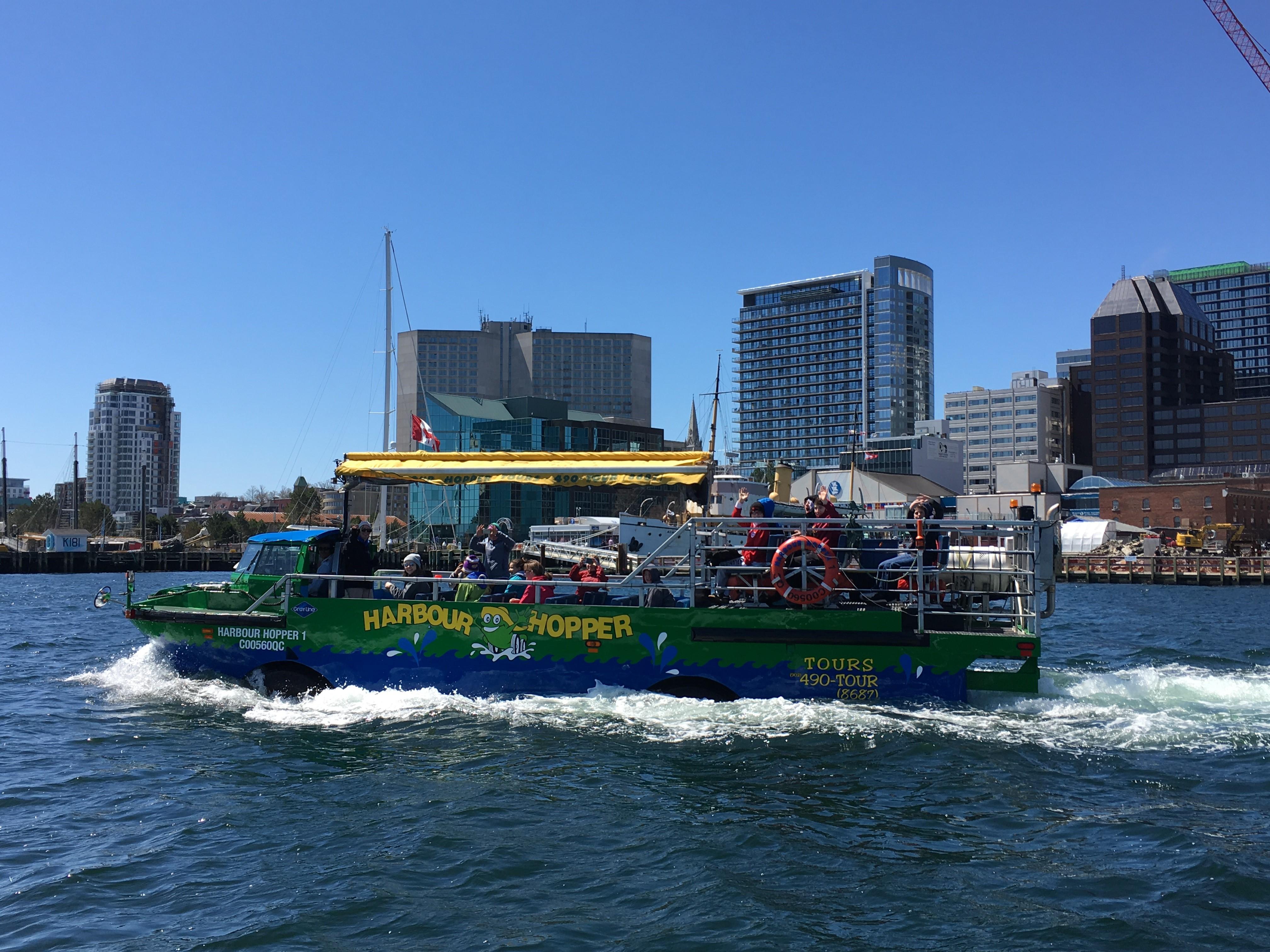 Voyage SÉVEC - Yellowknife/Halifax
